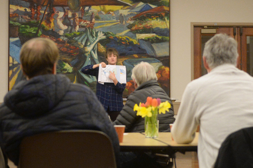 Marin County Point-in-Time Count Training   January 2019, Marin Independent Journal