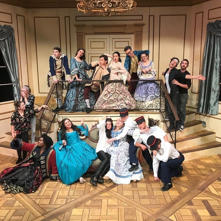Tartuffe Silly Cast Photo