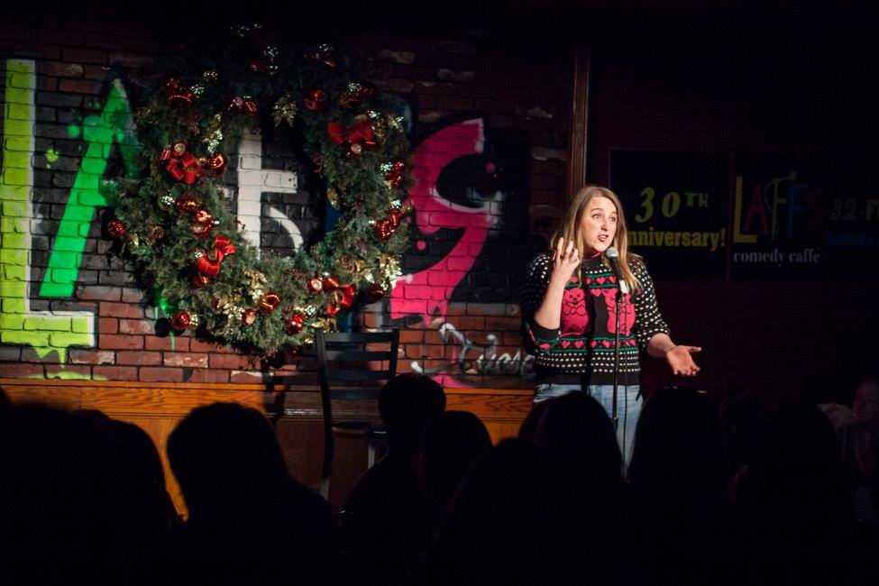 Stand-up: Estrogen Hour Featured Comedian at Laff's