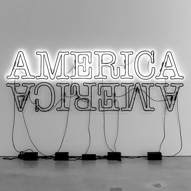 A new journal post is up on Glenn Ligon's exhibit at the Marciano Art Foundation in Los Angeles (link in bio). The exhibit closes May 12th. Check it out if you haven't seen it yet!