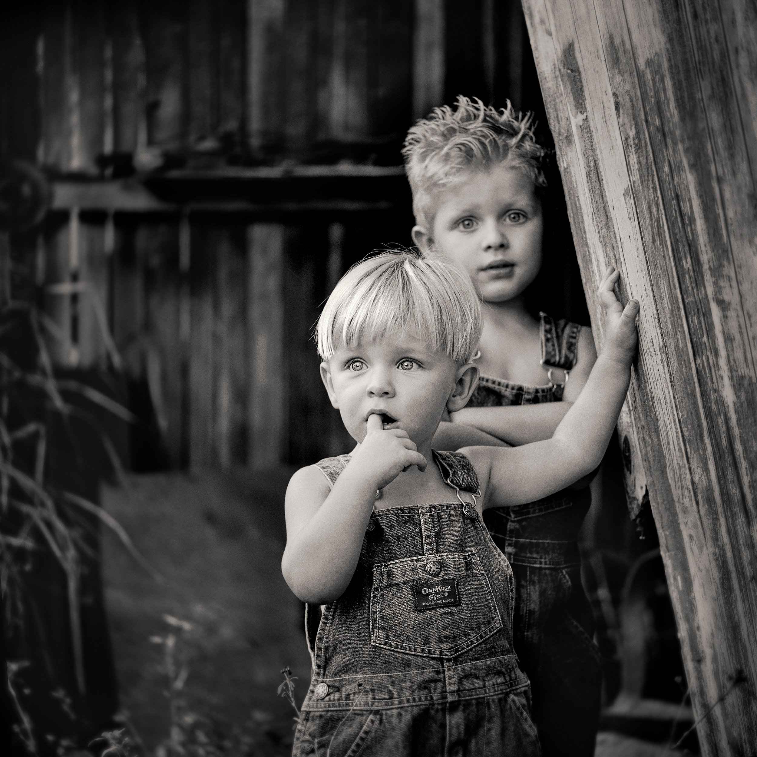 black and white portrait of brothers created with natural light.jpg