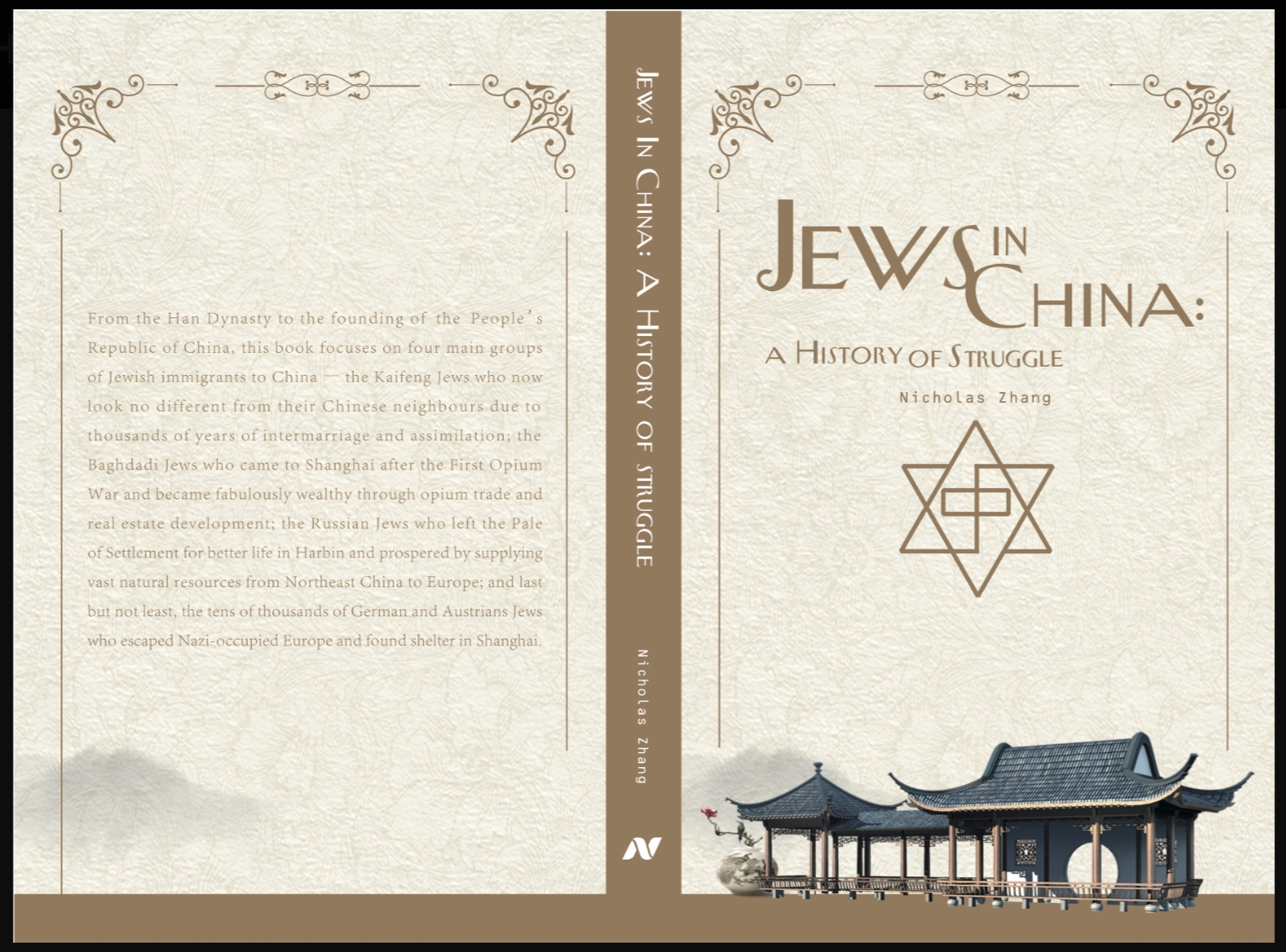 Author of  Jews in China: A History of Struggle