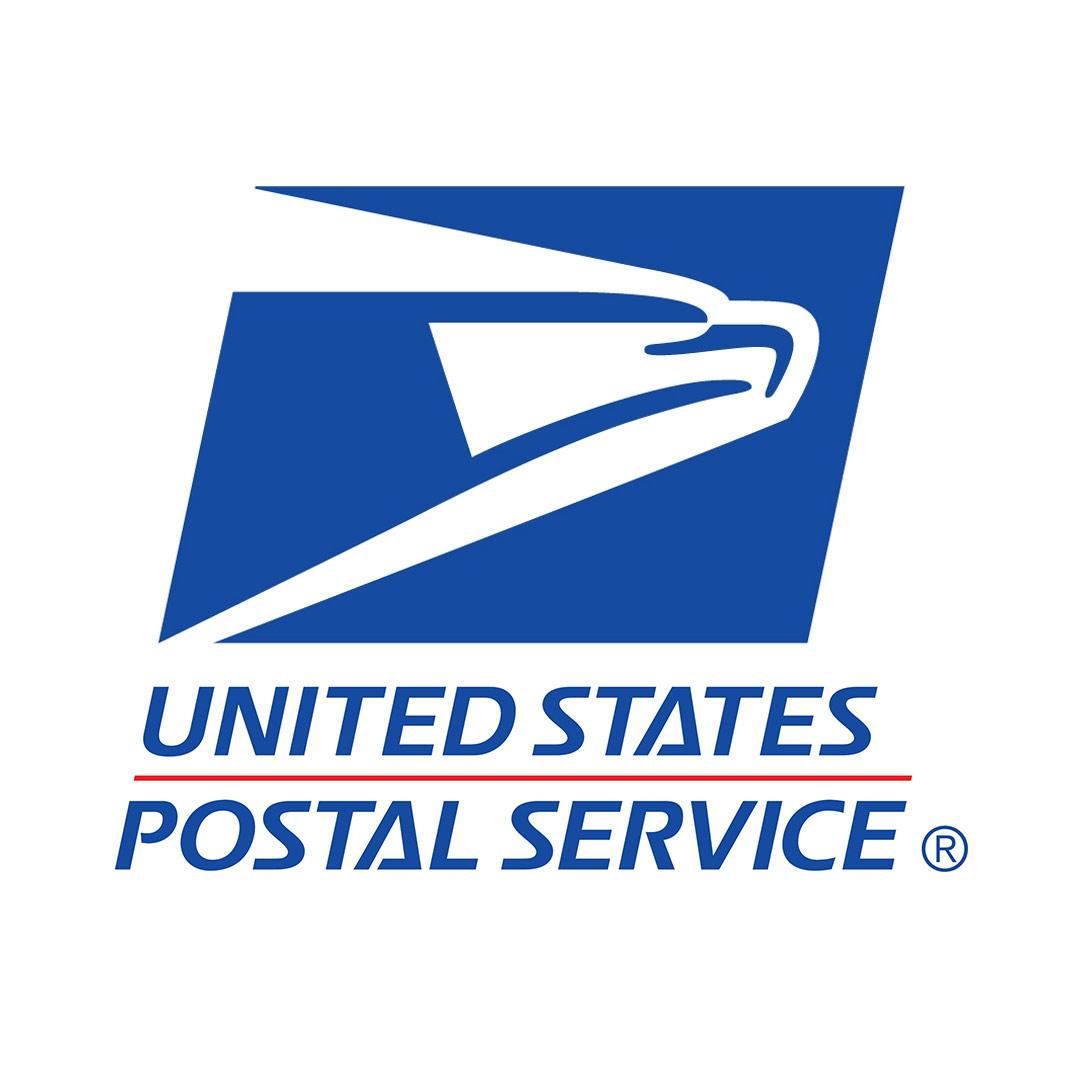 Delivered with USPS Postal Service -
