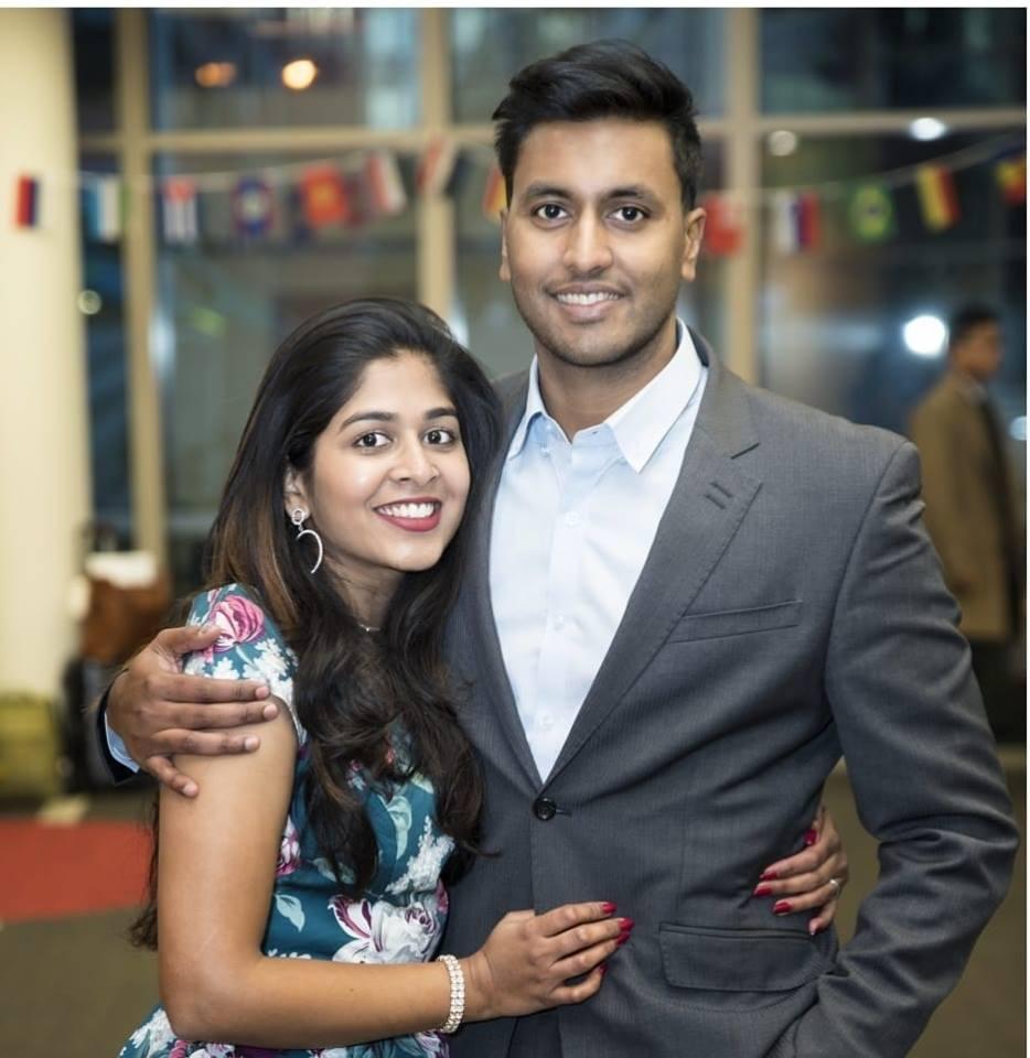 Shrish & Ramya are the founders of Wera Socks