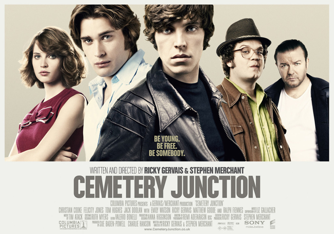 Cemetery Junction (Cinema) - dir: Ricky Gervais and Stephen Merchant