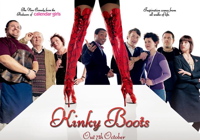 Kinky Boots (Cinema) - dir: Julian Jarrold