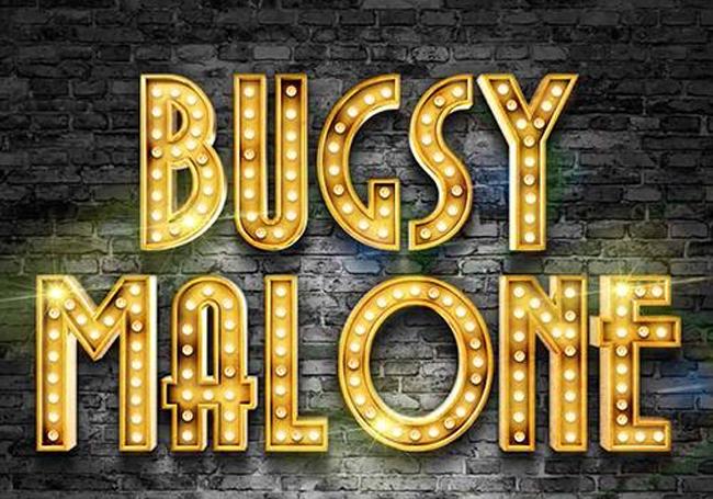 Bugsy Malone (Lyric Hammersmith - dir. Sean Holmes)