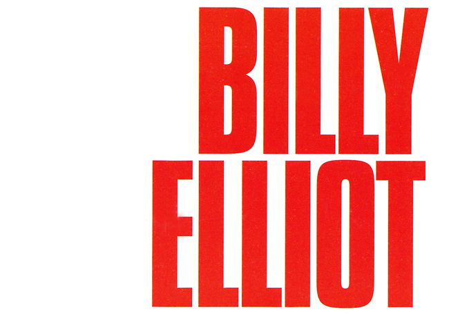 Billy Elliot (Victoria Palace Theatre - dir. Stephen Daldry)