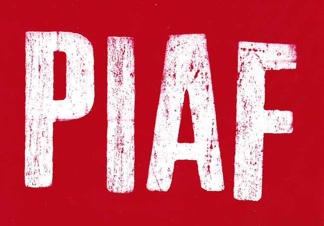 Piaf (Sheffield Crucible - dir. Tim Sheader)