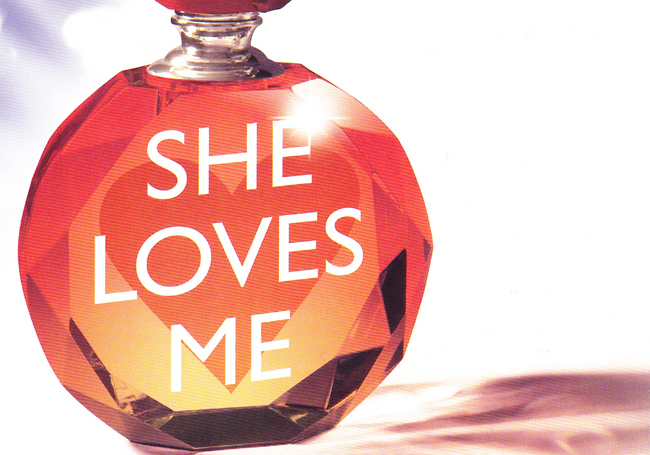 She Loves Me (Chichester Festival Theatre - dir: Stephen Mear)