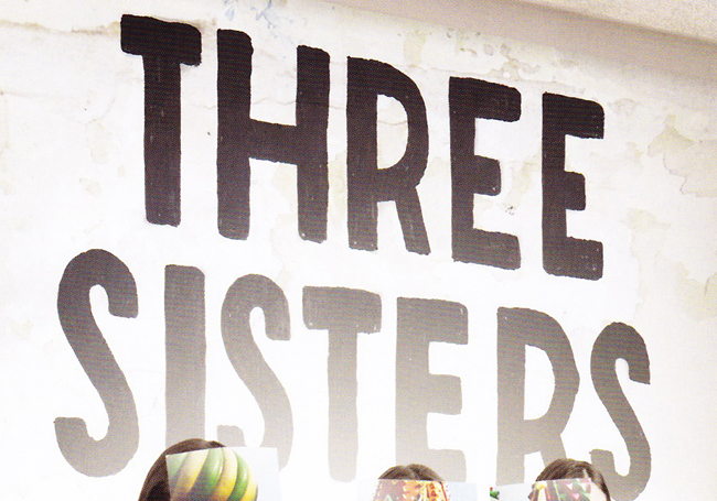 Three Sisters (Young Vic - dir. Benedict Andrews)