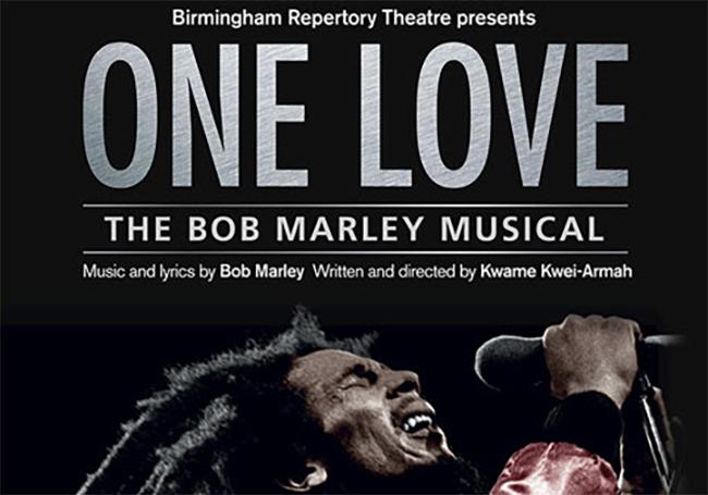 One Love (Birmingham Rep - dir. Kwame Kwei-Armah)
