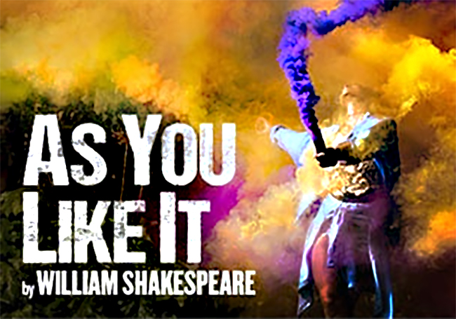As You Like It - (Regent's Park Open Air Theatre - dir. Max Webster)