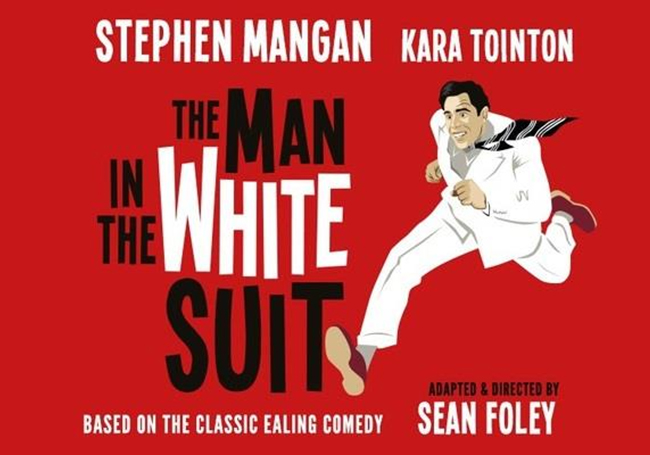 The Man In The White Suit (Bath Theatre Royal / Wyndhams - dir. Sean Foley)