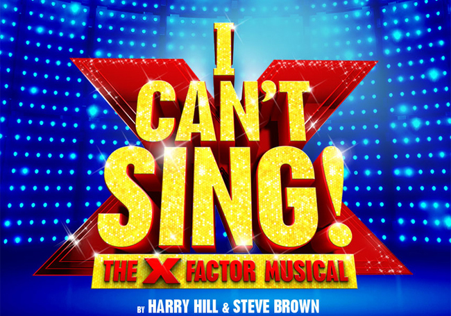 Harry Hill's X Factor Musical I Can't Sing (Palladium - dir. Sean Foley)