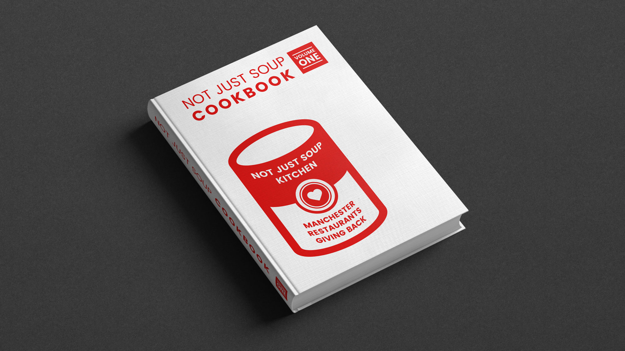 NOT JUST SOUP  BRAND IDENTITY, PRINT & VIDEO