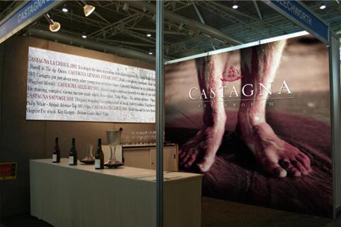 Castagna Vineyard Wine Tasting Event