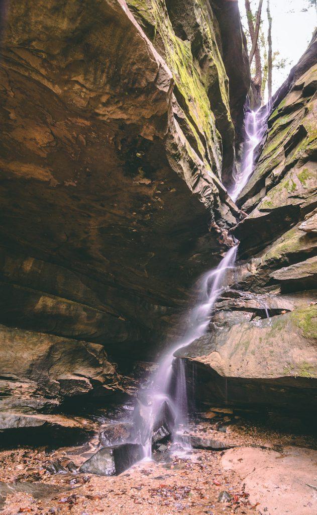 Jeffrey Tadlock Photography - Broken Rock Falls