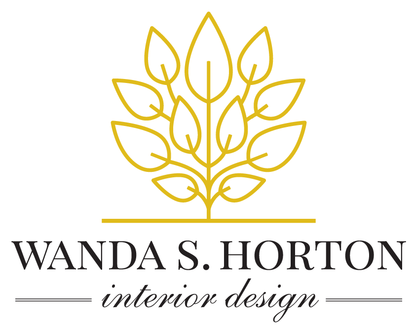 Logo for Wanda S. Horton Interior Design