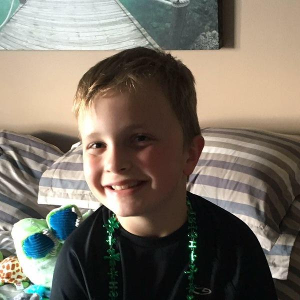 Mason Ward Fall 2016 Grant Recepient