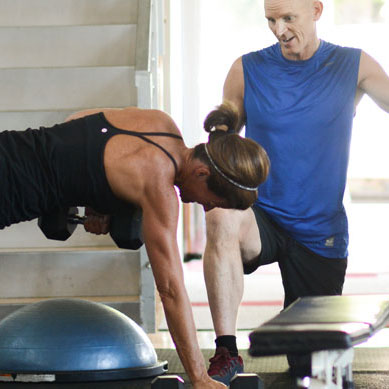 Personal Training - Find the right personal trainer for your unique history, goals, schedule and budget at Balance.