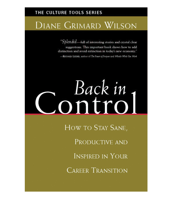 Back in Control by Diane Wilson