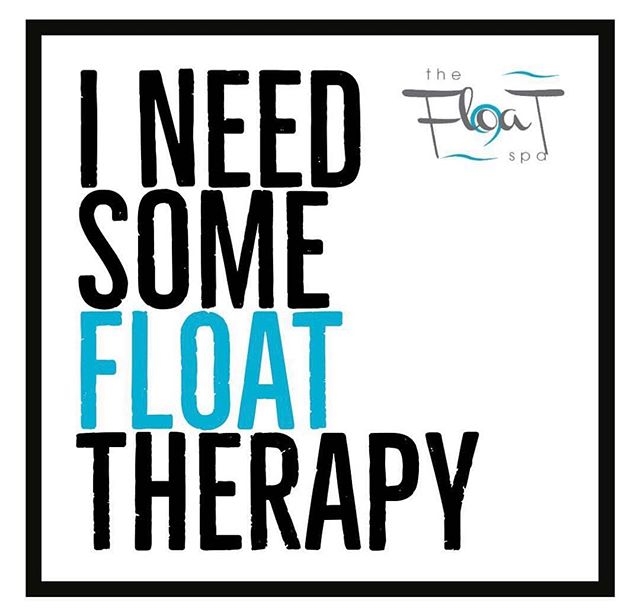 """August is coming to a close, as you might know we have the float give away. If you haven't booked your appointment, now is the time to do so! Use code """"El Paso Strong"""" for your free float! We will also continue doing for this week only 10$ saunas!!!"""