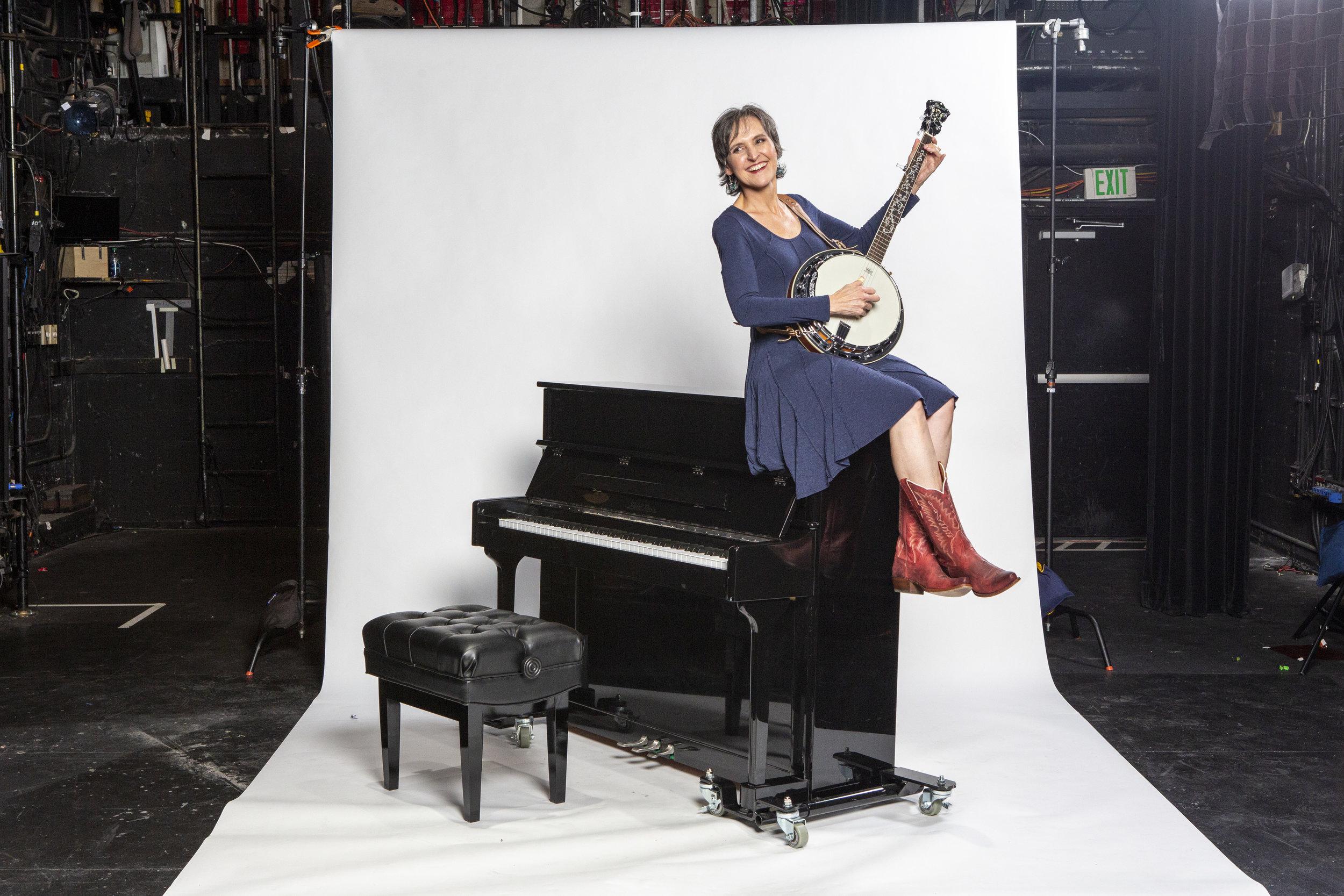 Julie Rowe - Actor, Singer, Musician, Educator
