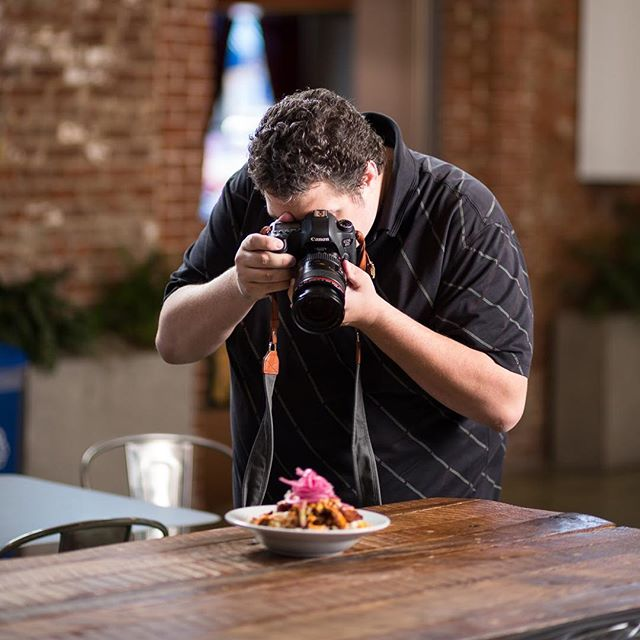 I finally have some photos of me! Thanks to Island Attitude Photography for the shots! I also posted my first blog on my food website! Check it out with the link below! . https://virginiafoodphotography.com/blog/virginia-food-photography-journey-begins . . #menu #roanoke #virginia #photography #me #eats #food #foodphotography #burritobowl #color #actionshots #BTS #craft #cuisine #culinary #menuphotos #restaurant #foodbusiness #roanokephotographer #virginiaphotographer #tasty #delicious #business #availablephotographer #local #headshots #foodblog #blog