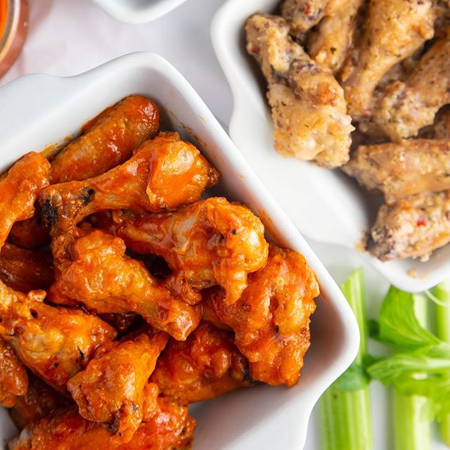 There are many times I crave chicken wings, but always default to going out. No more! I decided to jump in the deep end and make my own! They were a little small, but the sauces were great! I made my own Korean sauce and that ended up being our favorite! What's your favorite wing sauce? #chickenwings🍗 #wings #homemadechicken #buffalowings #restaurantphotography #lifestyle #madeitmyself