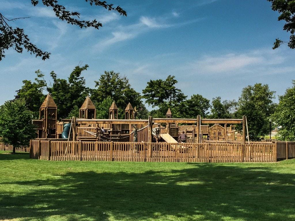 McCormick Park Play Area