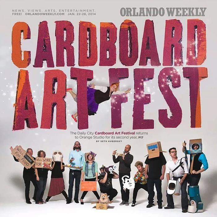 ORLANDO WEEKLY COVER