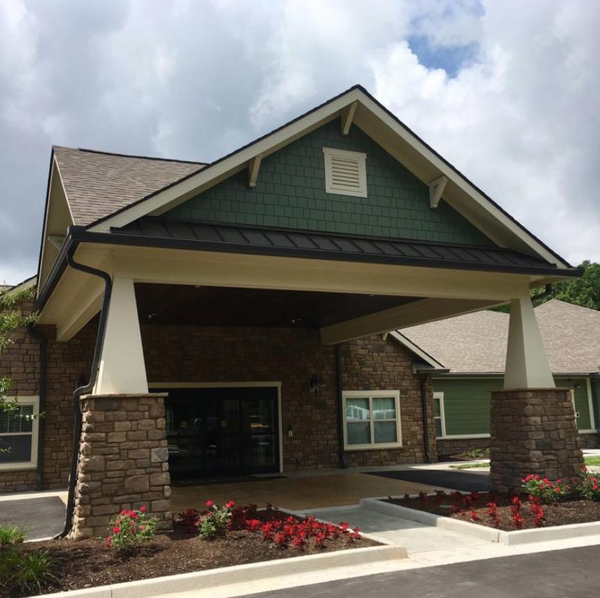 Dominion Senior Living, Crossville, TN.