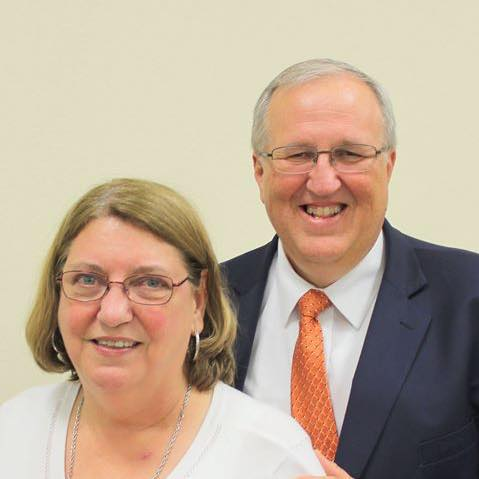 Assistant Pastor Randy Maynord & wife Pam.