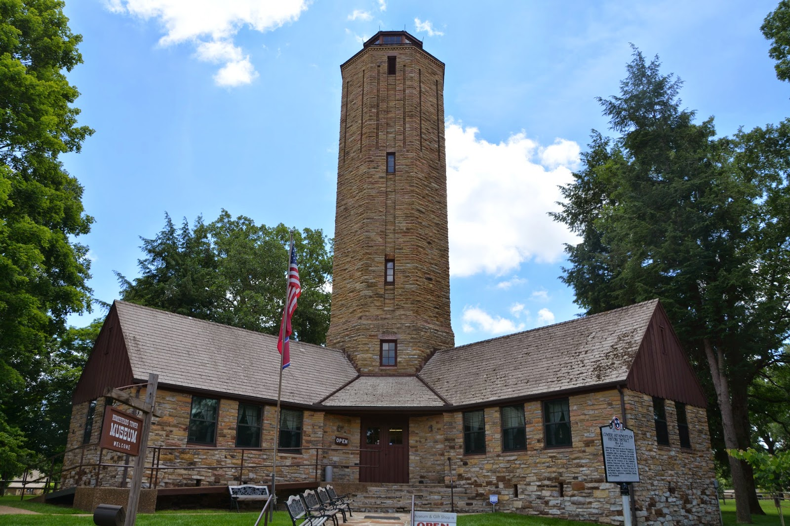 Homestead Tower. Click picture to learn more.