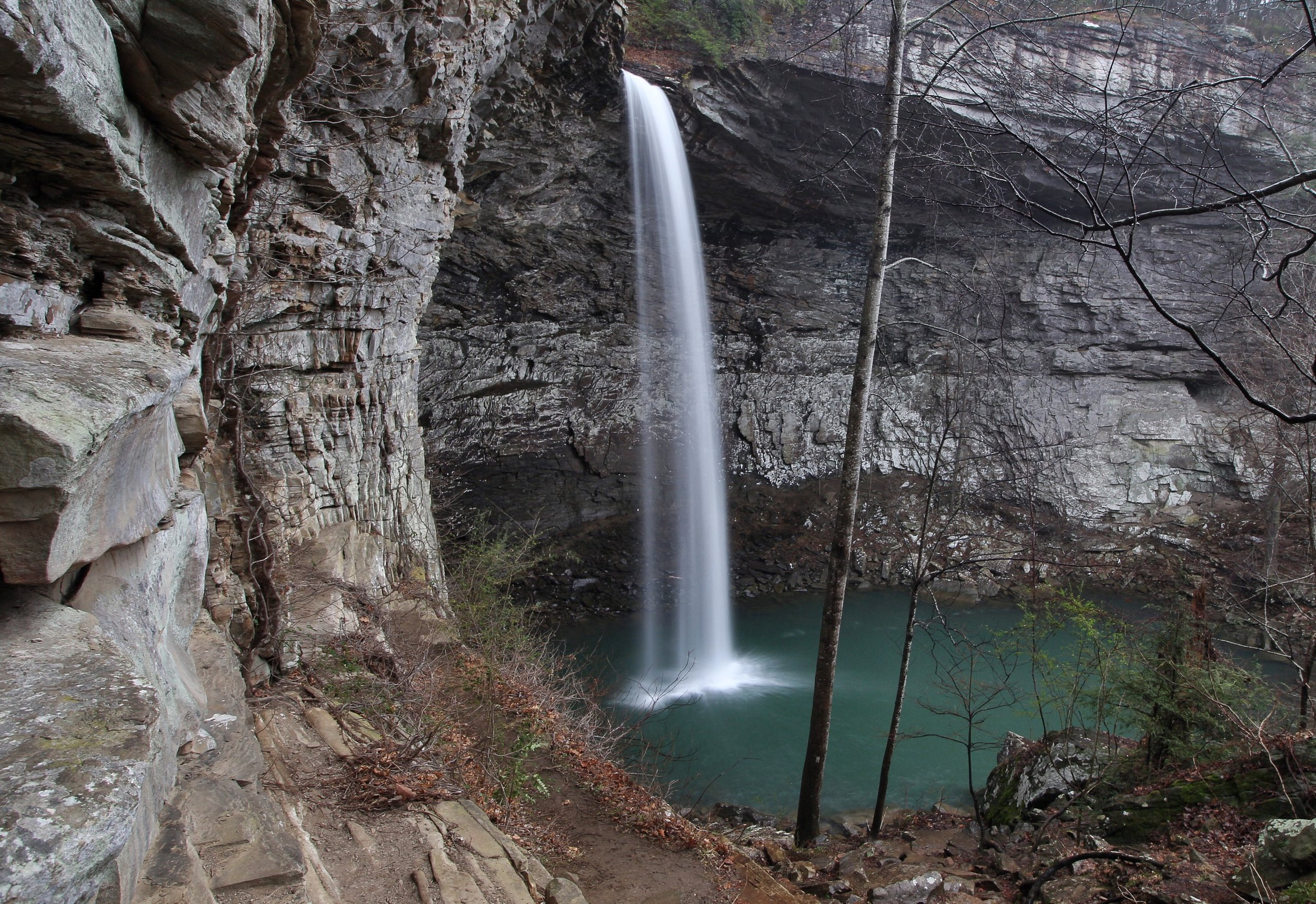 Ozone Falls. Click picture to learn more.