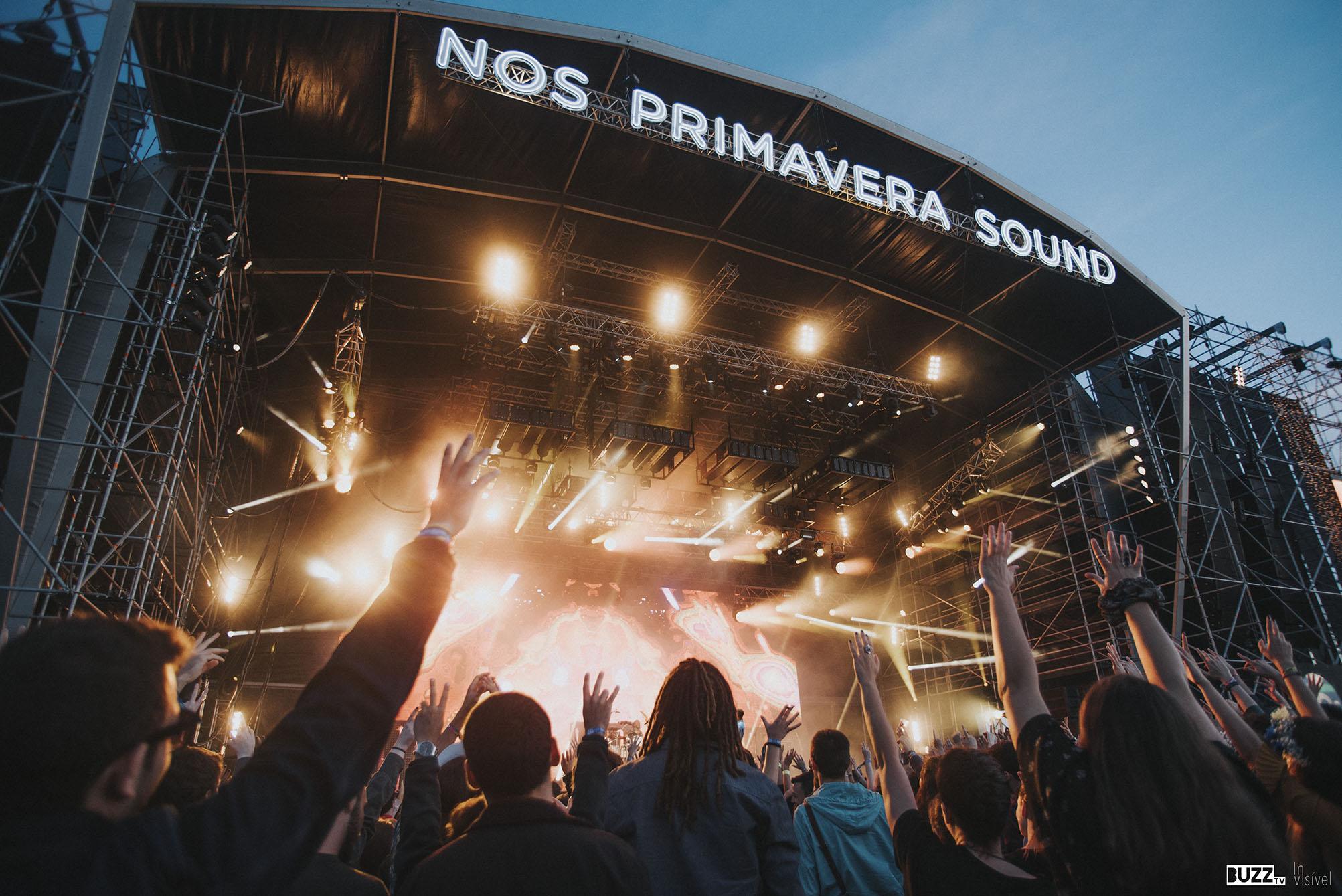 NOS Primavera Sound Porto 2017