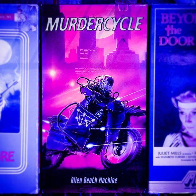 Ermahgerd, Murdercycles!