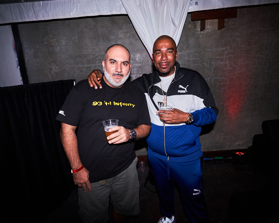 Nore x DJ EFN - Drink Champs Podcast