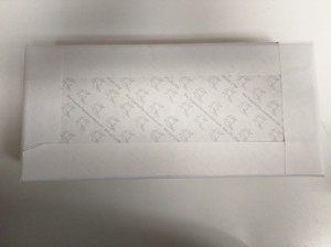 Fully sealed box