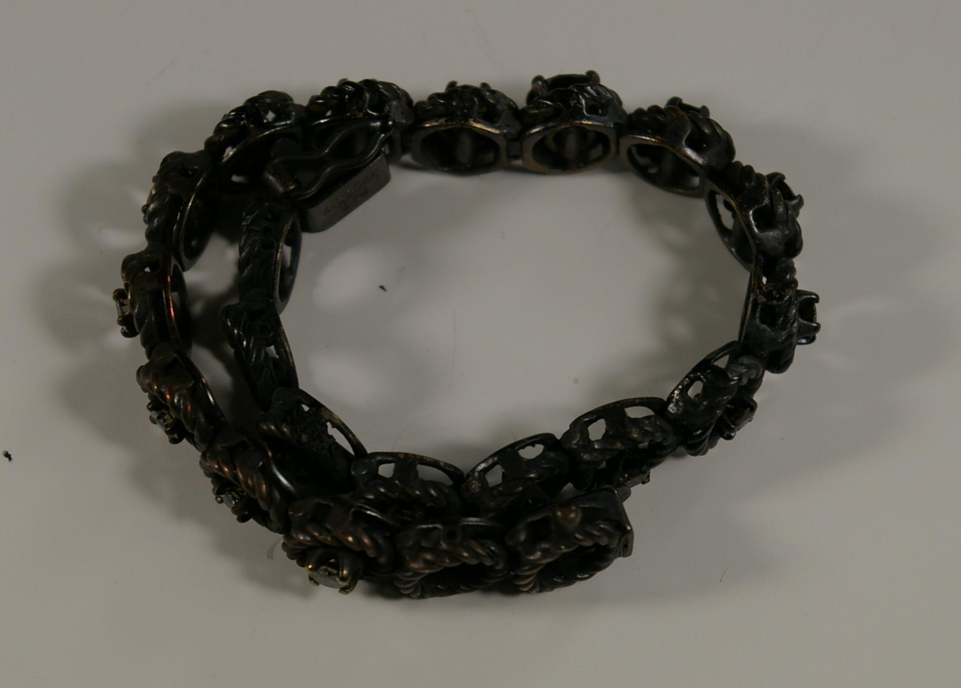 # H184 Diamond bracelet Barrow Fire. 2.JPG