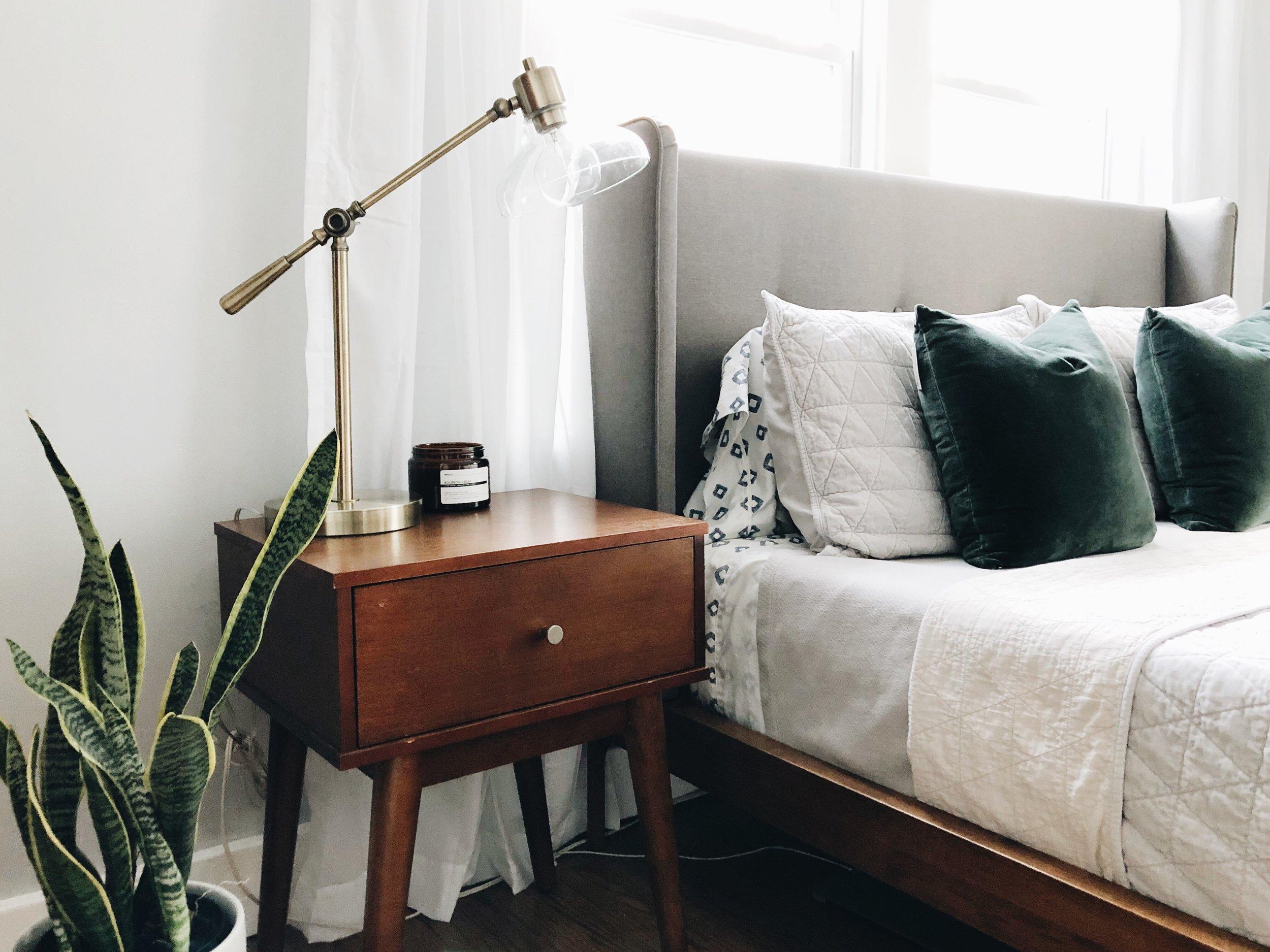 - Master Bedroom Makeover