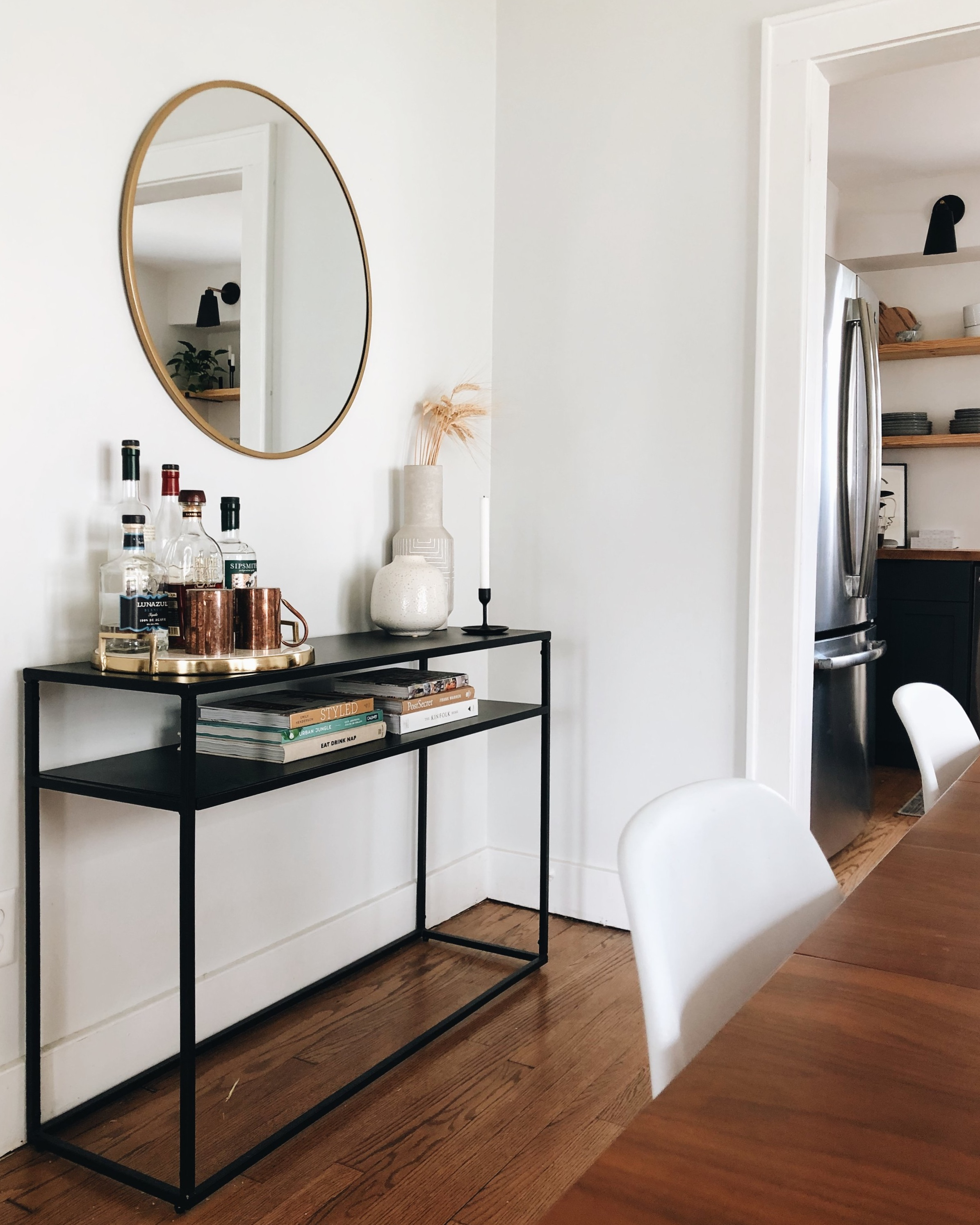 Style Guide: - Dining Room Sideboard