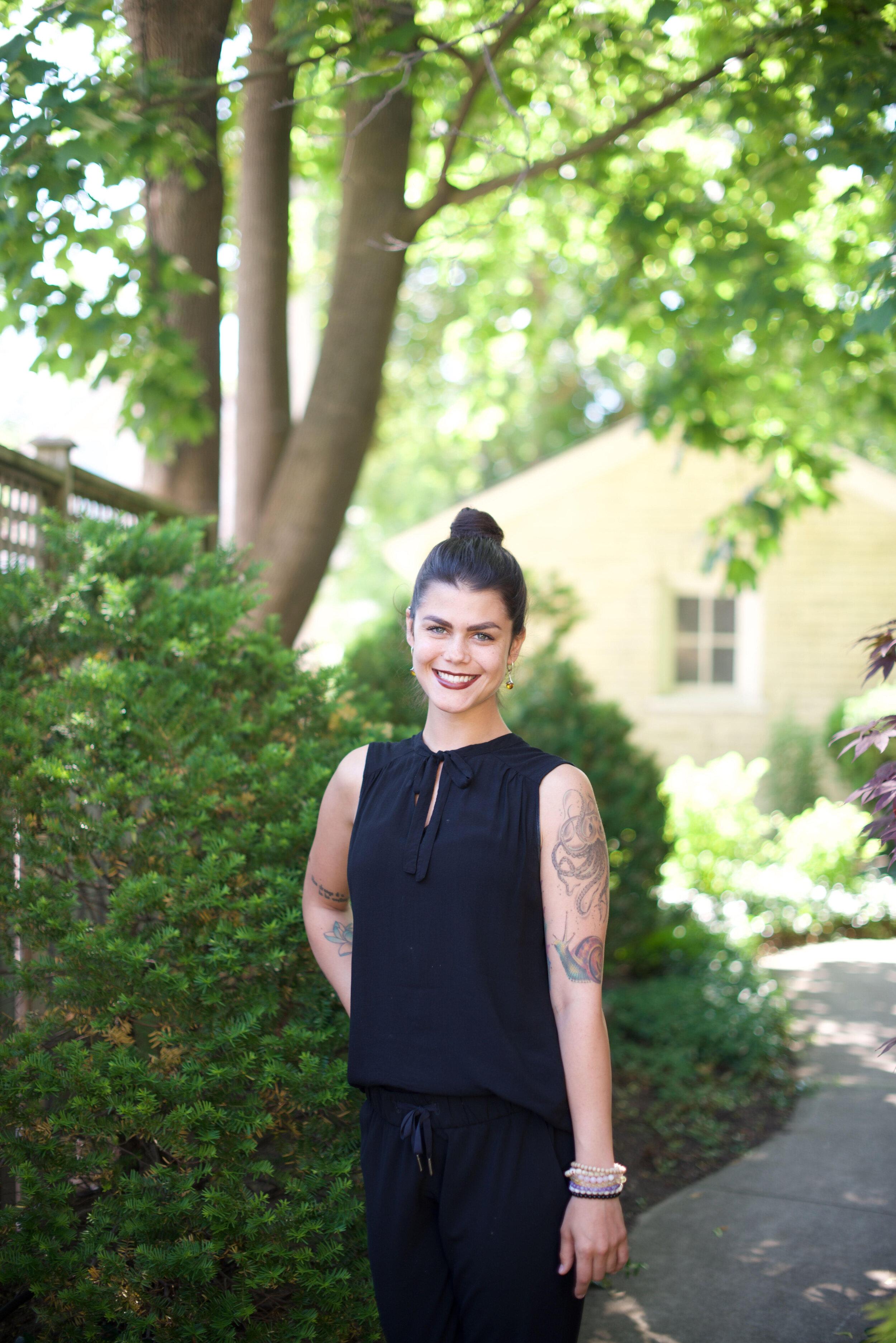 Jenna Speir RMT