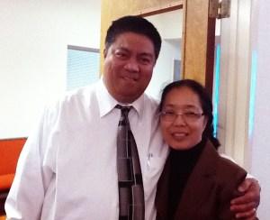 Pastor Richard & Sister Nora