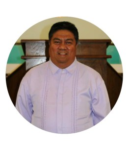 Pastor Richard Perfecto - Missionary Pastor of First Filipino Missionary Baptist Church