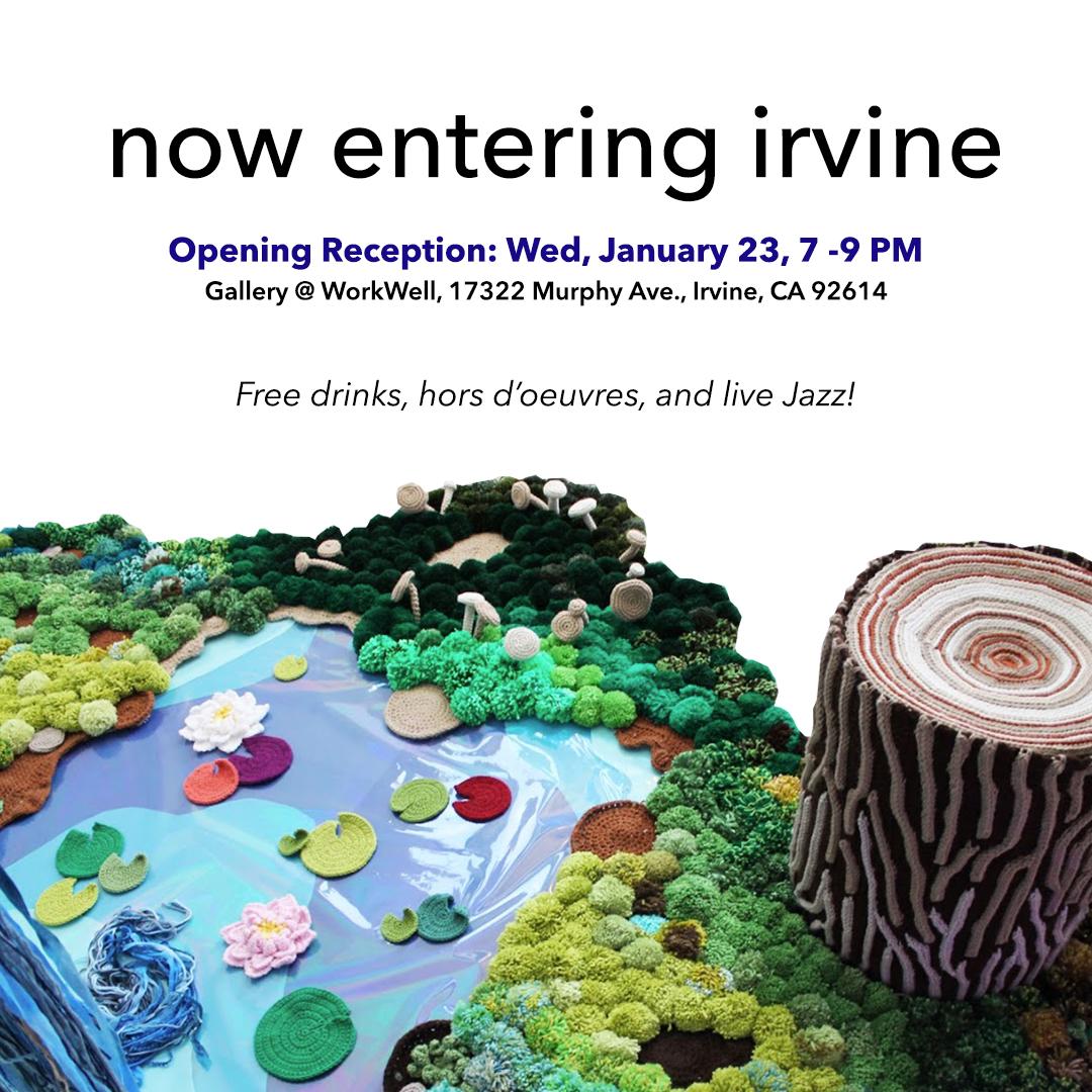 Now Entering Irvine