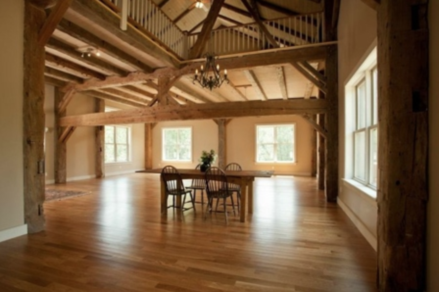 Perth Ontario - Specs: Antique Barn Frame, Antique White Pine| See More