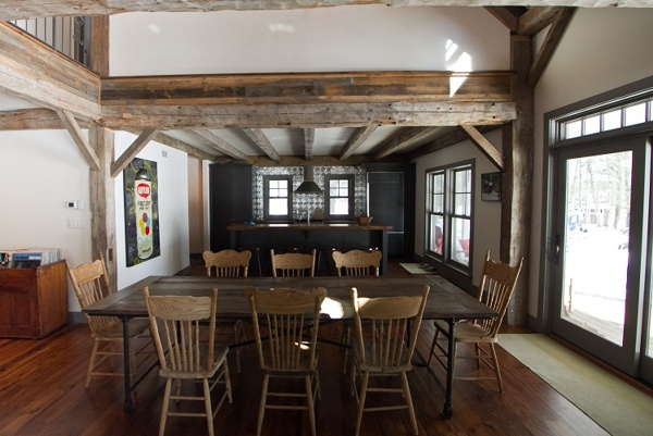 Devil Lake - Antique Timber, Custom Design| See More