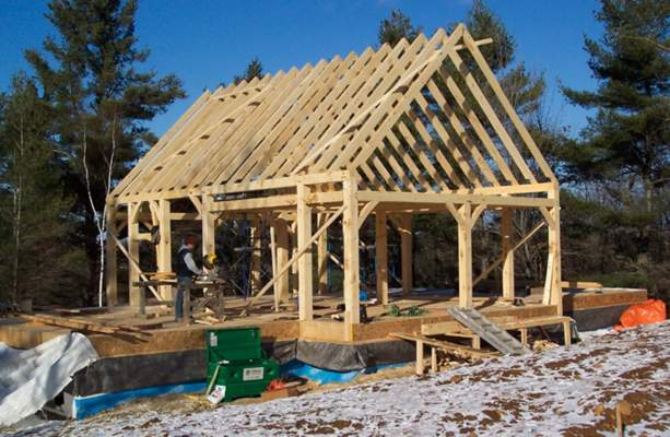 Pre-designed & Priced Timber Frames - Choose From a Selection of Sizes| See More